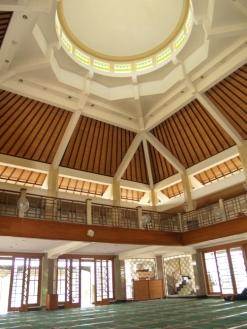 InteriorMasjidAl-Azhar