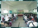 Seminar Napza, AMT - diikuti murid kelas VI