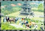 Outbound, fieldtrip - Gedong Songo, Jateng