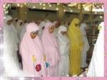 Berjama'ah di masjid Al-Azhar