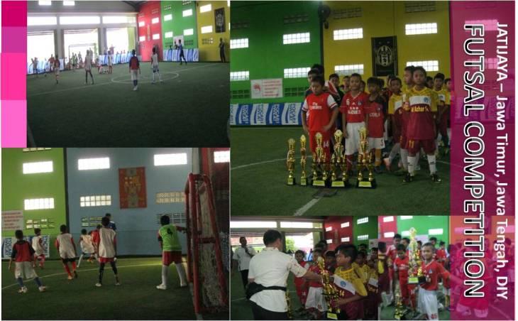 JATIJAYA Futsal Competition 2013