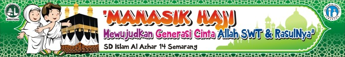MMT Manasik Haji SDI Al Azhar
