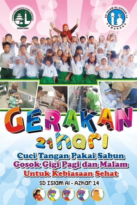 MMT Gerakan Cuci Tangan pakai sabun 2015