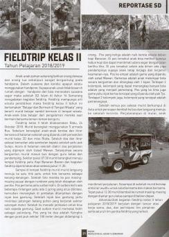 FieldTrip Kelas II - 2018