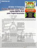 JuaraUmumMapsi2019